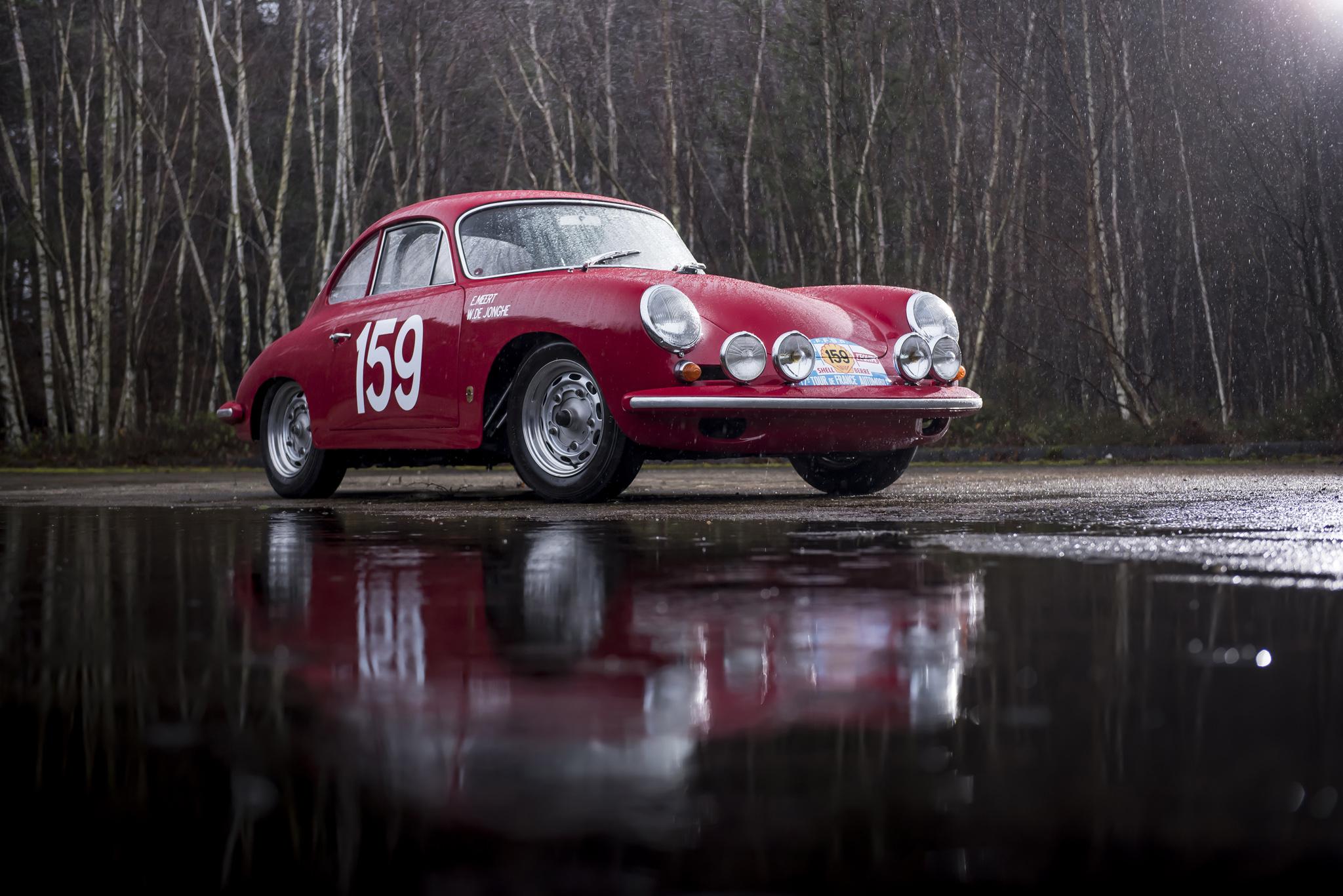 1963 Porsche T6b 356 Carrera 2gt Previously Sold Fiskens