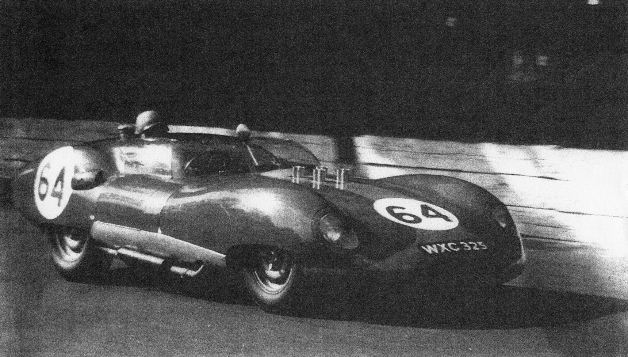 1959 Lister Costin Chevrolet Previously Sold Fiskens