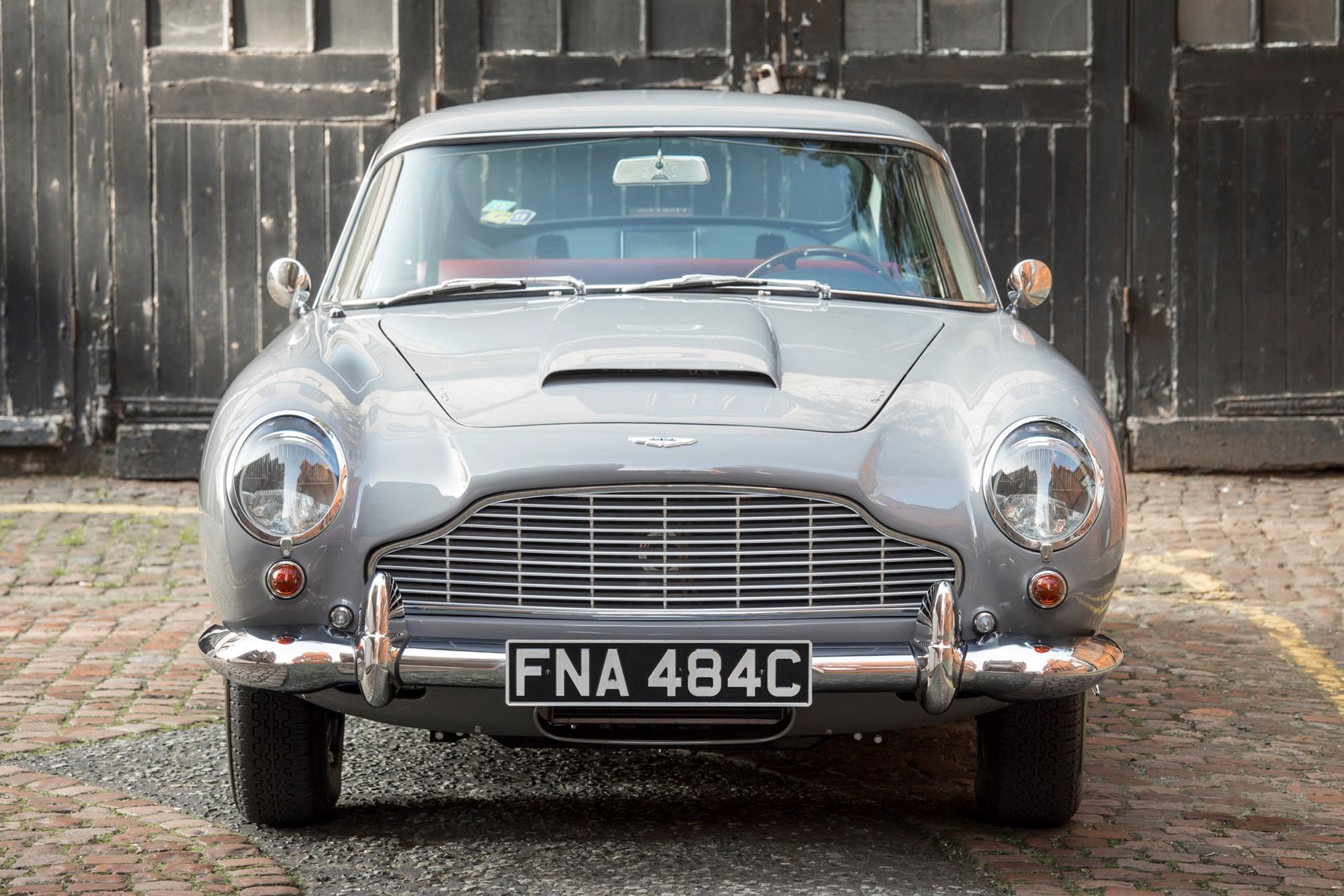 1965 Aston Martin Db5 Previously Sold Fiskens