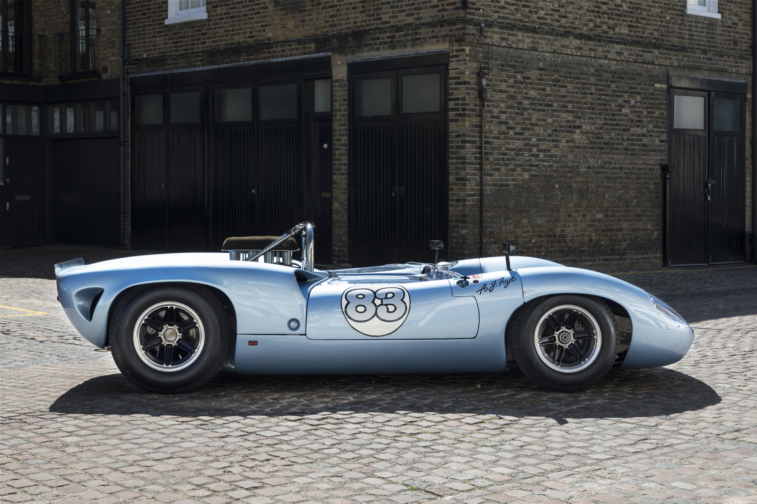 1966 Lola T70 Mk2 Spyder | Previously Sold | FISKENS