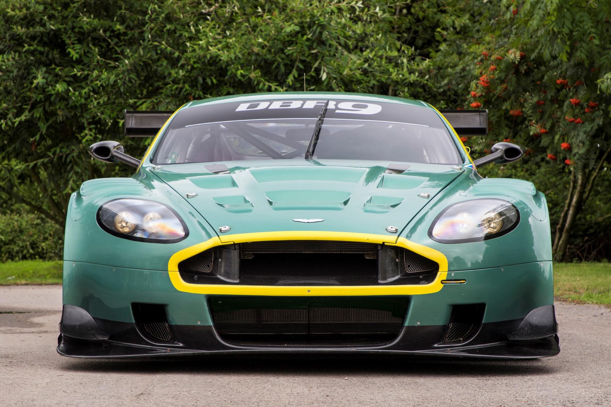 2005 Aston Martin Dbr9 Previously Sold Fiskens