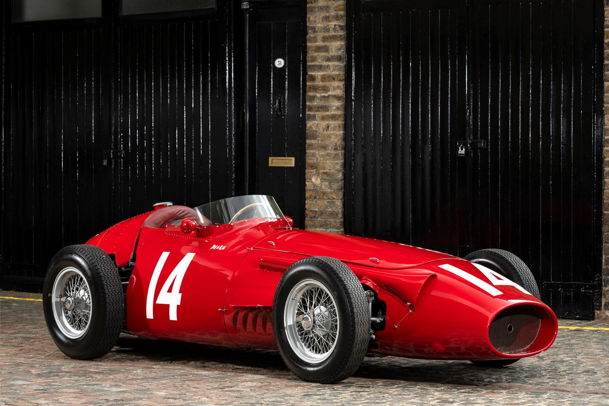 1954 マセラティ 250F