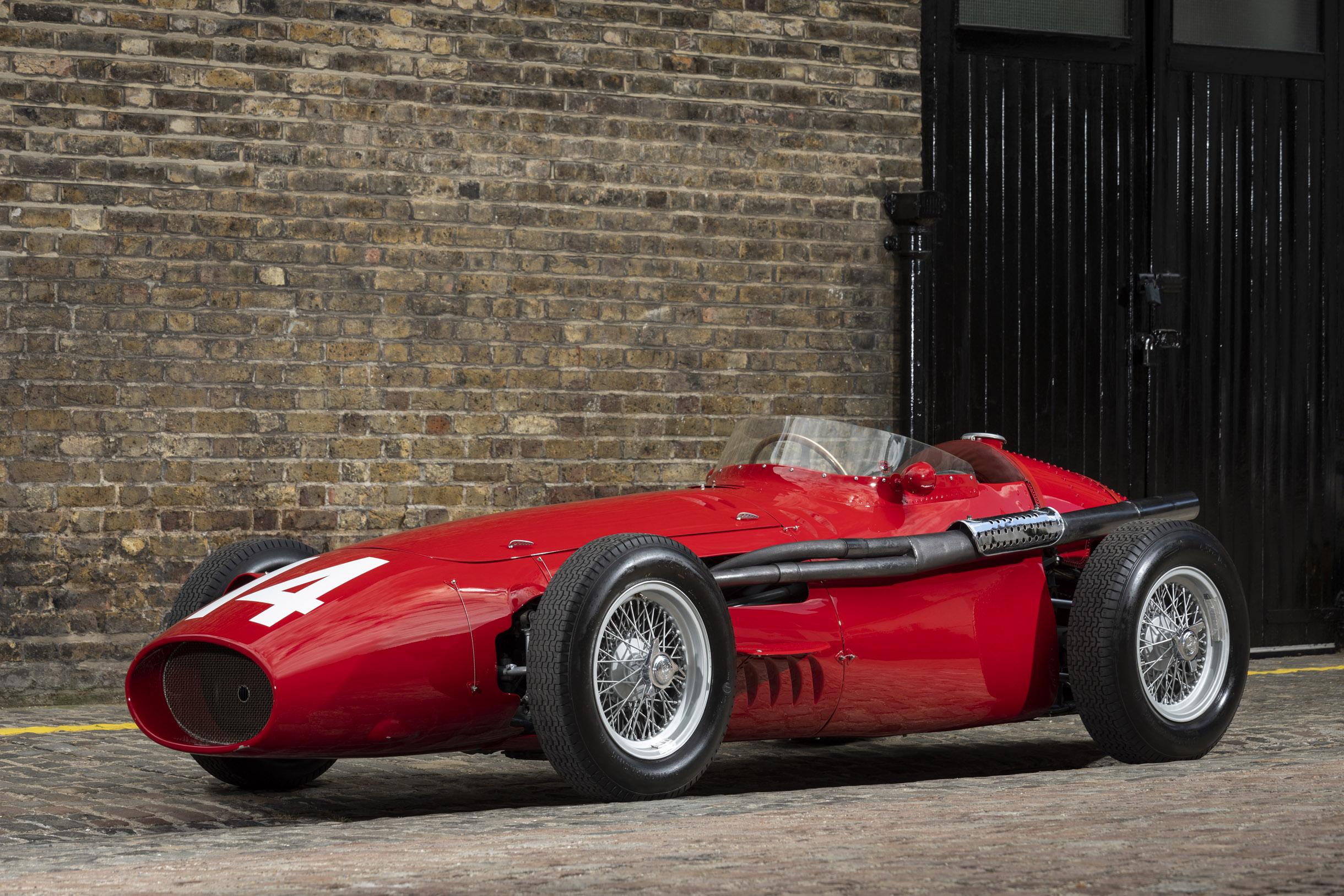 1954年 マセラッティ 250F
