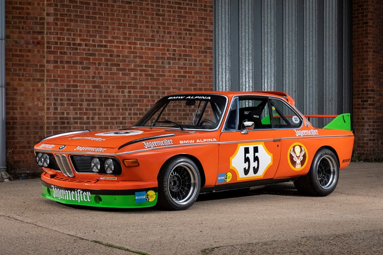 1969 BMW 3.0 CSL 'Batmobile'