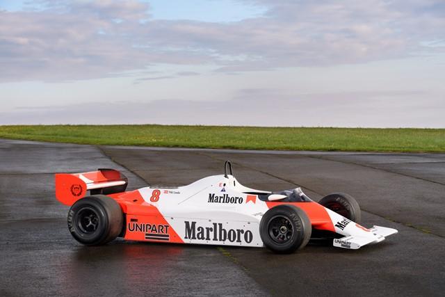 1982 McLaren MP4/1B-6