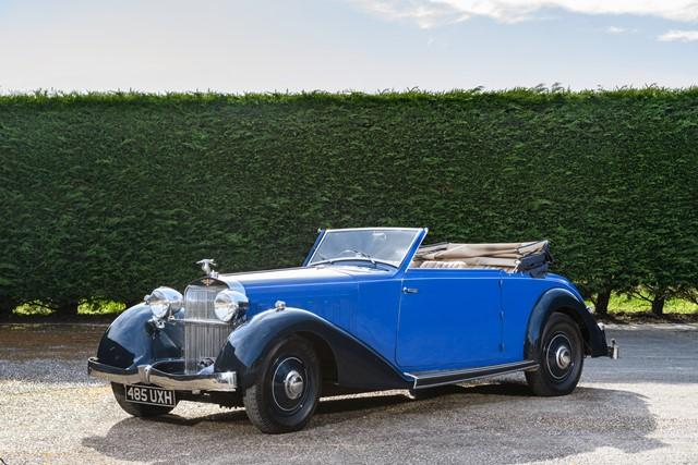 1936 Hispano Suiza K6 Cabriolet