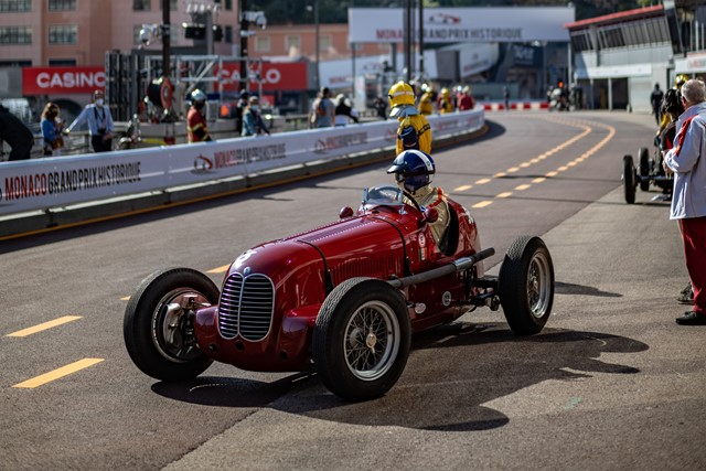 1936 Maserati Works Tipo 6CM