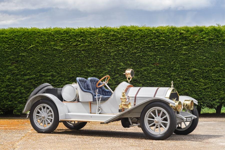 1914 Pierce-Arrow Type 48B Runabout