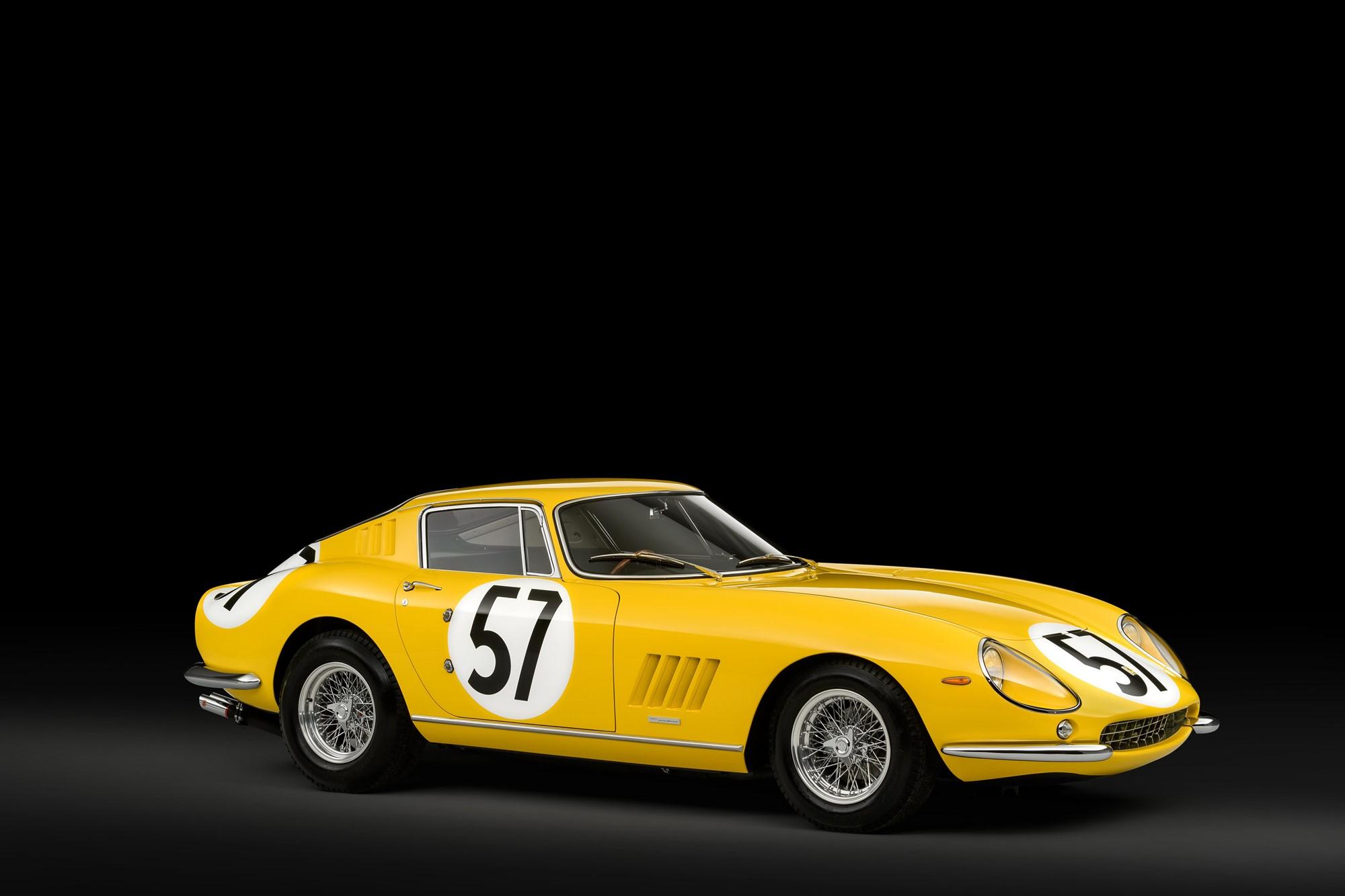 1966 フェラーリ 275 コンペティション