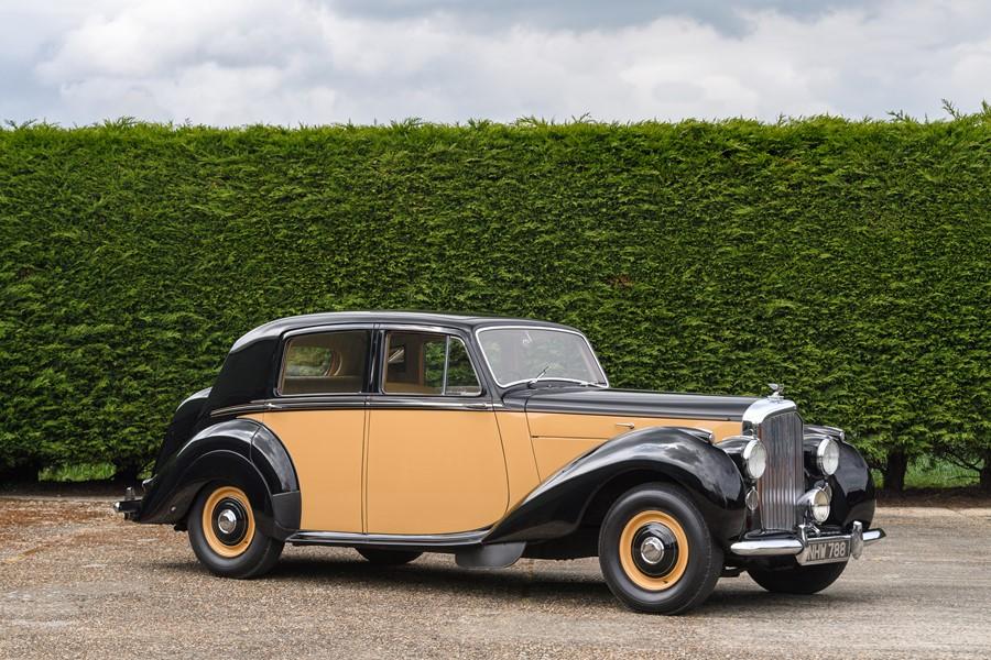 1951 Bentley MKVI Standard Steel Saloon