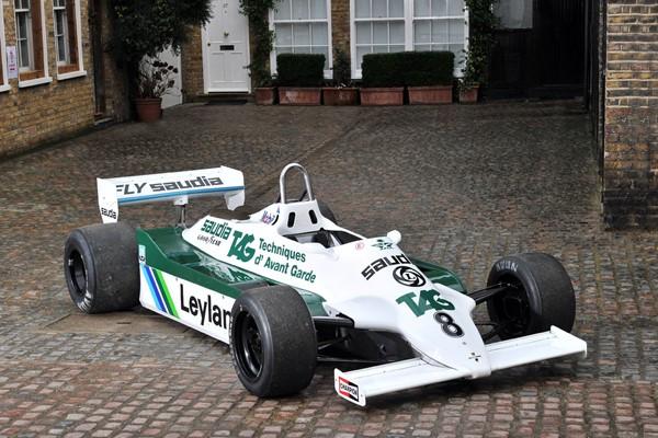 1981 Williams F1 FW07C/D