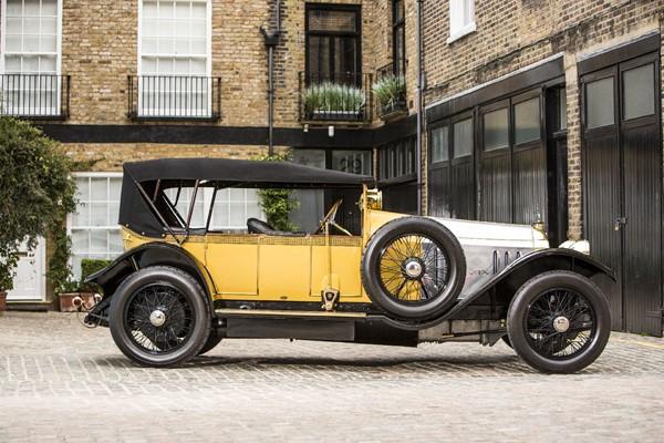 1913 Turcat-Mery Model MJ Boulogne Roadster