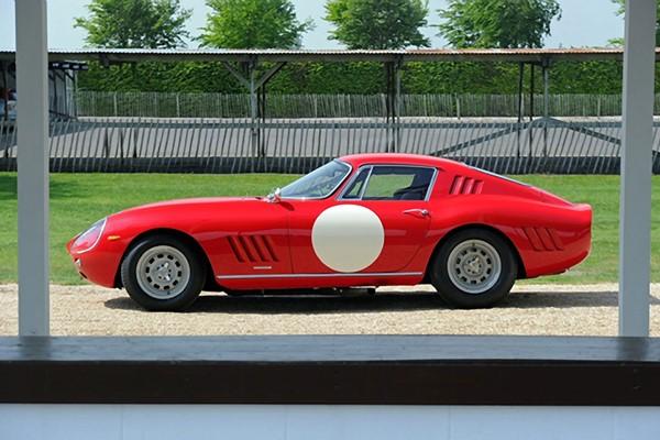 1965 Ferrari 275 GTB/C Competition