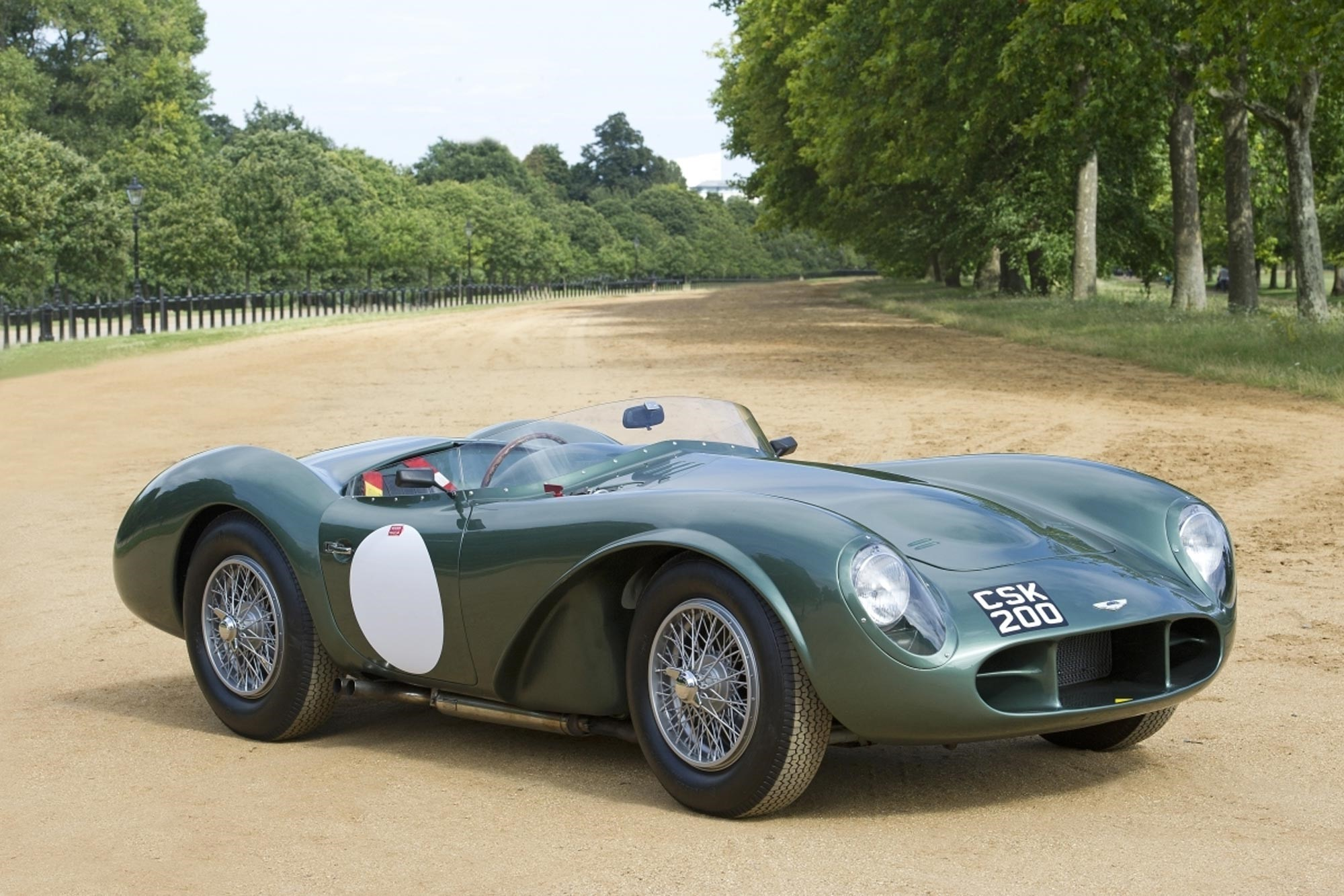 1956 Aston Martin Db3s Previously Sold Fiskens