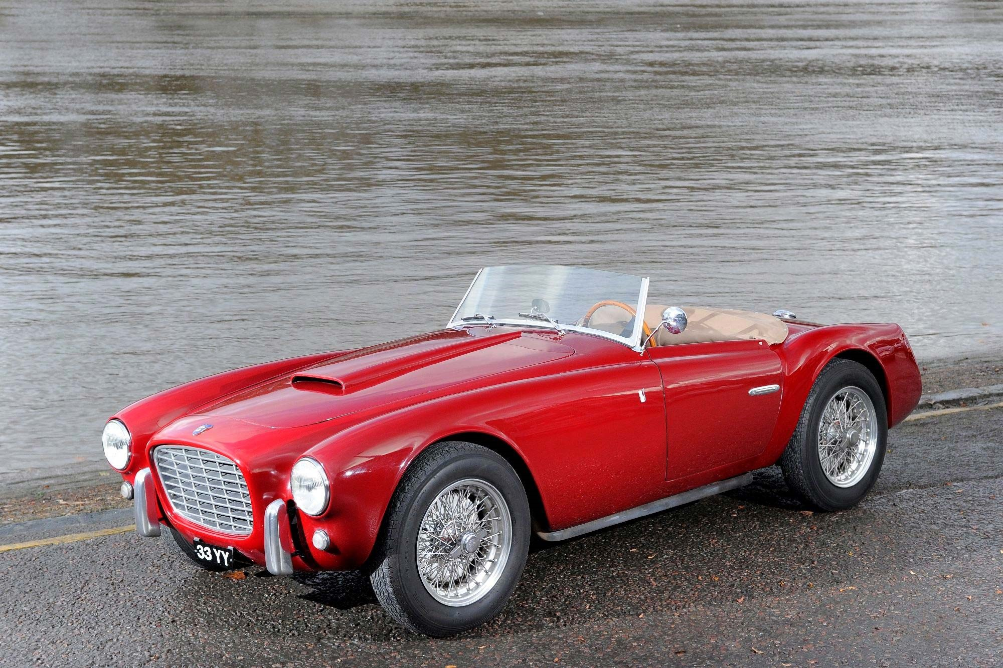 1953 Siata 208S | Previously Sold | FISKENS