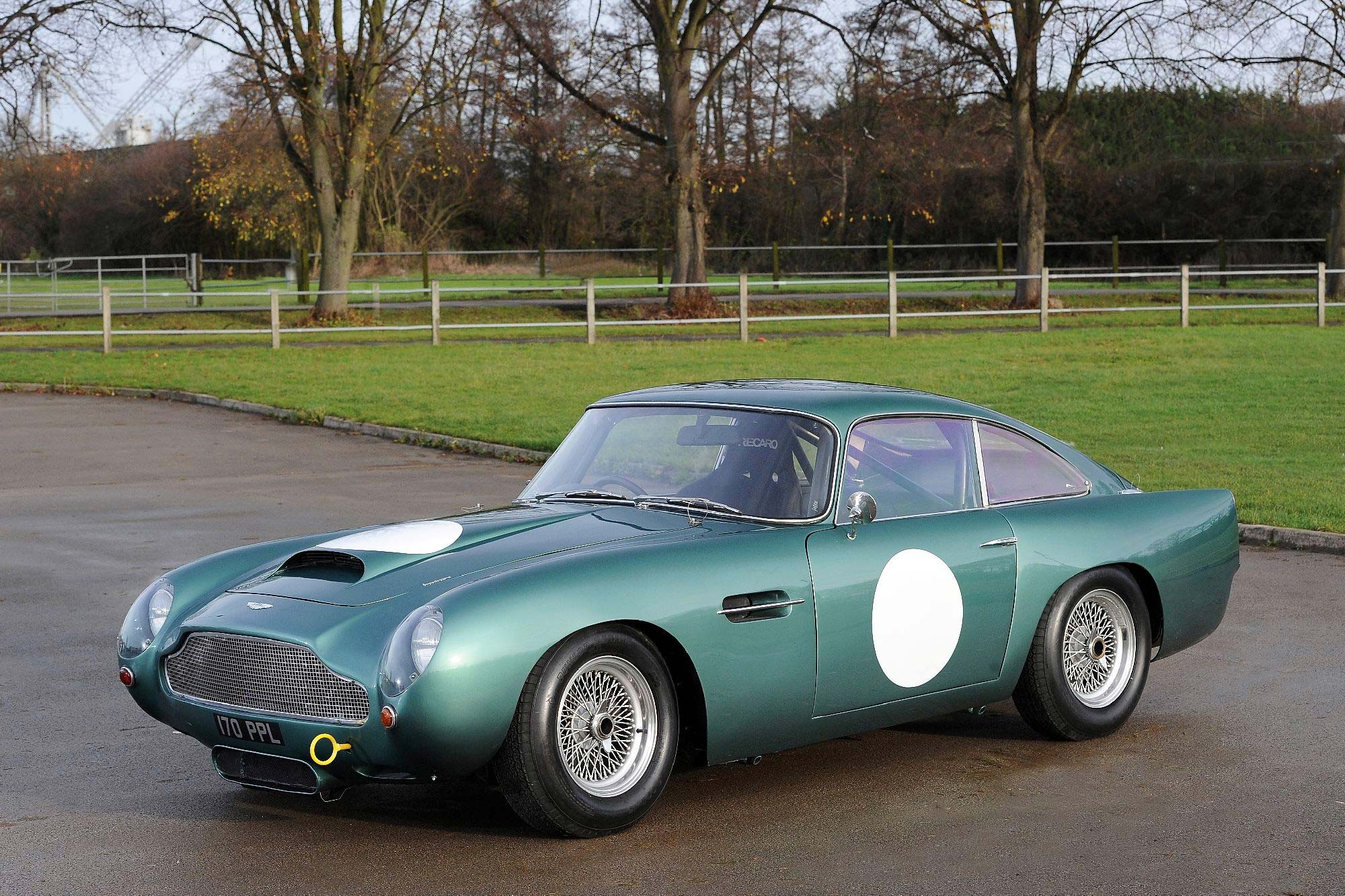 1960 Aston Martin Db4 Gt Previously Sold Fiskens