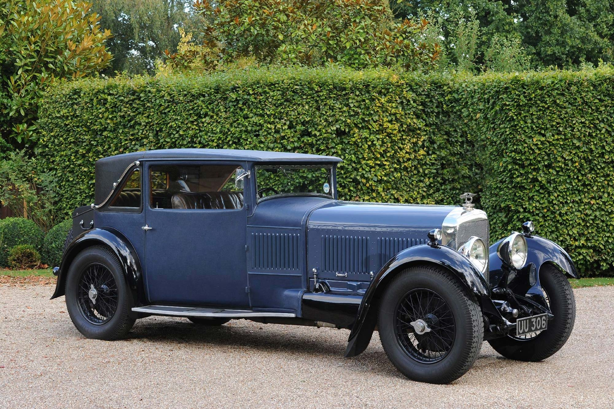 1929 Bentley Speed Six Coupe | Cars for sale | FISKENS