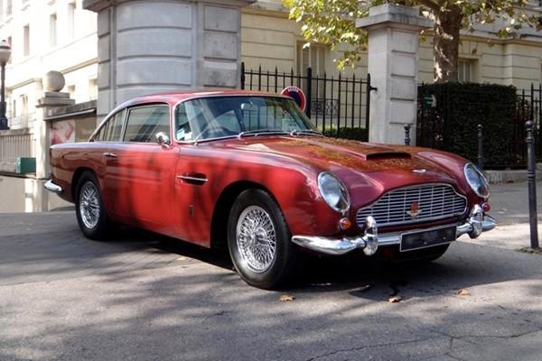 1961 Aston Martin DB5