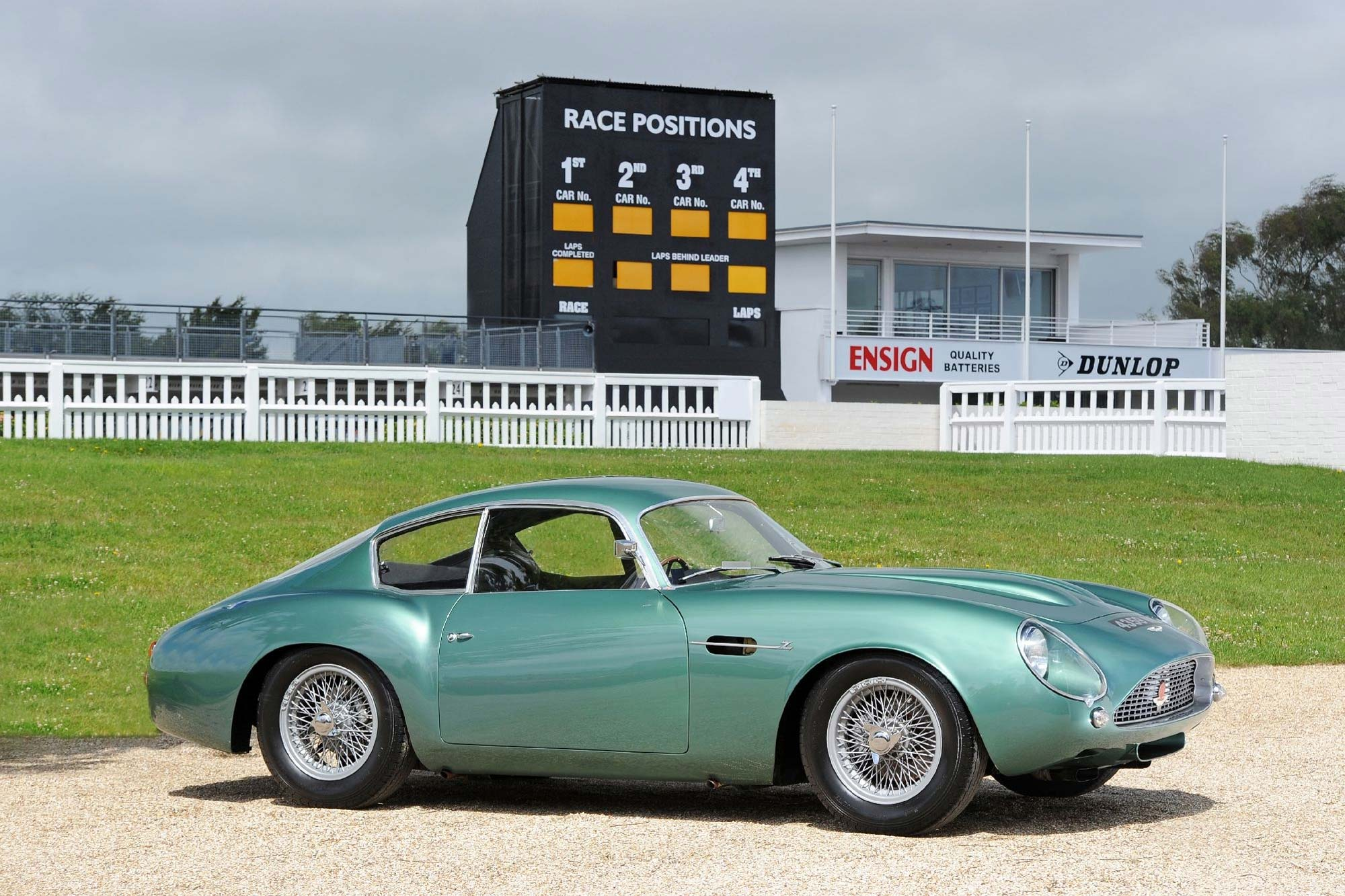 1961 Aston Martin Db4 Gt Zagato Previously Sold Fiskens