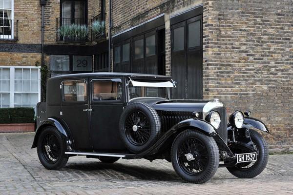 1930 Bentley 4.5 Litre Saloon