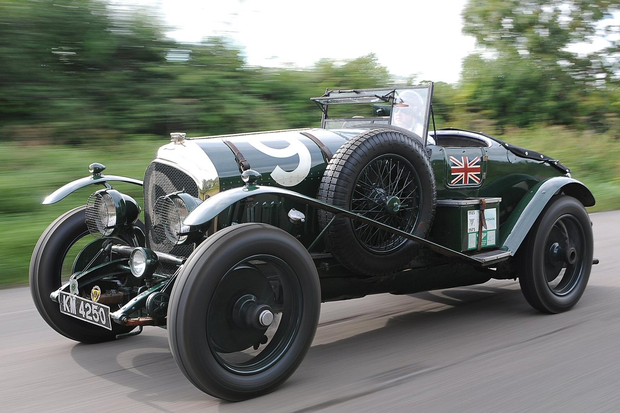1926 Bentley 3L Le Mans | Cars for sale | FISKENS