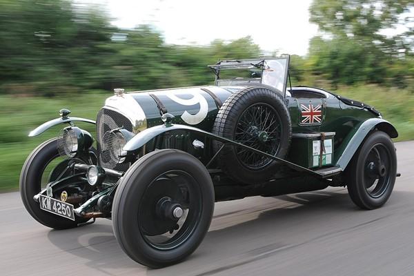 1926 Bentley 3L Le Mans