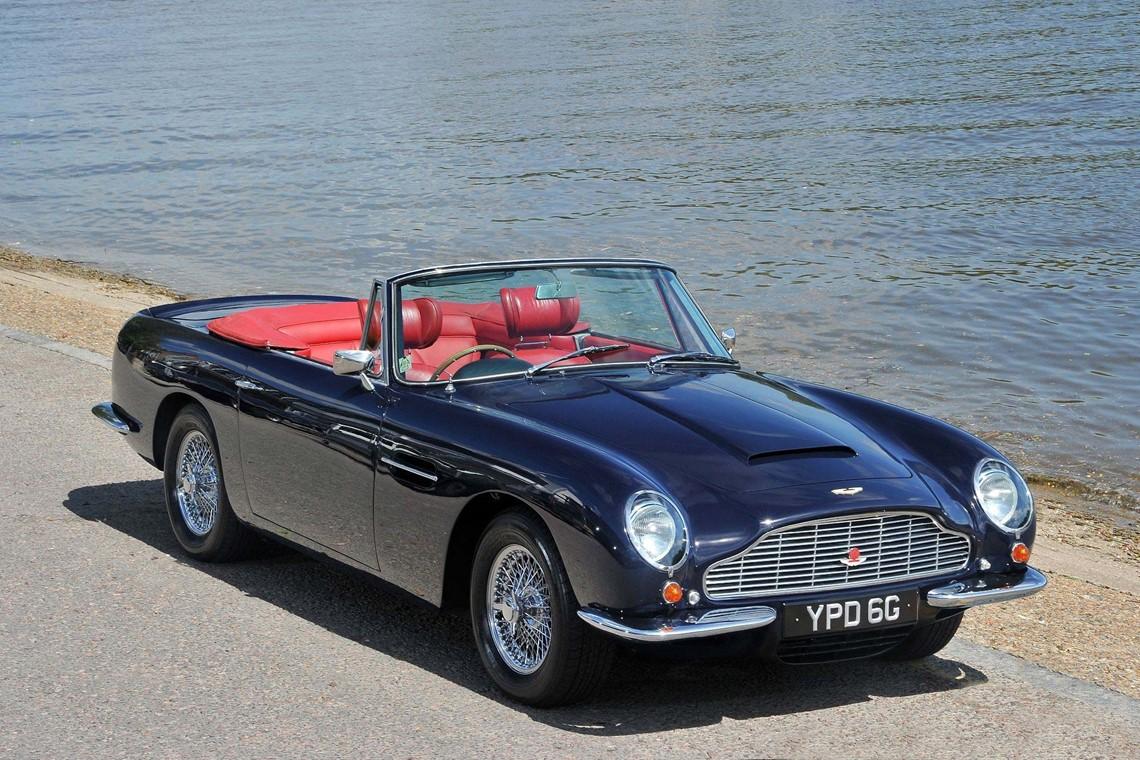 1969 aston martin db6 volante | cars for sale | fiskens