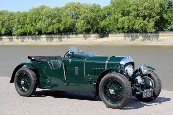 1930 Bentley 4.5 Litre