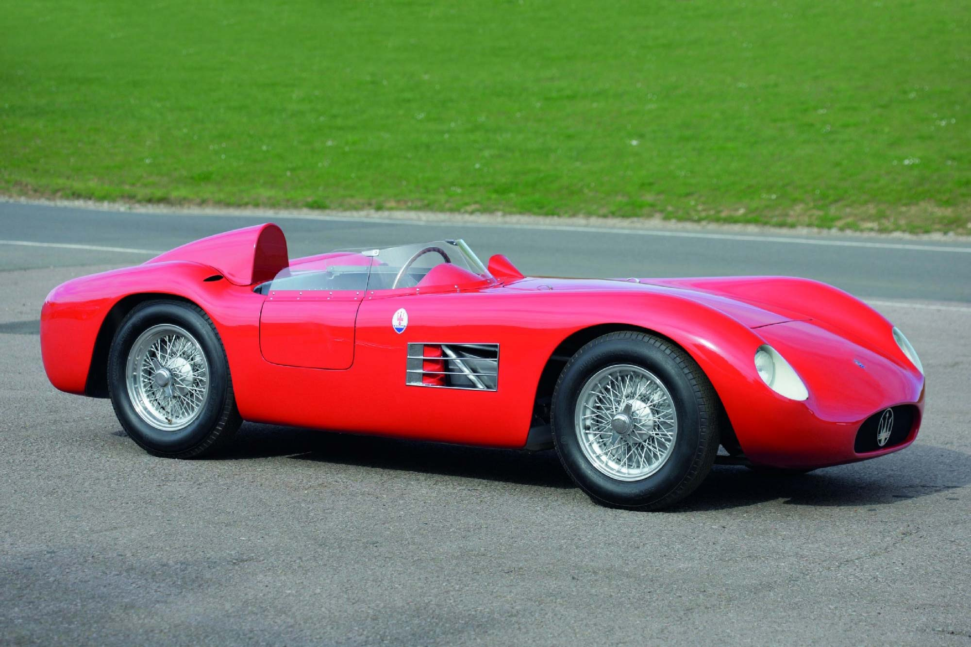 1956 Maserati 150S | Previously Sold | FISKENS