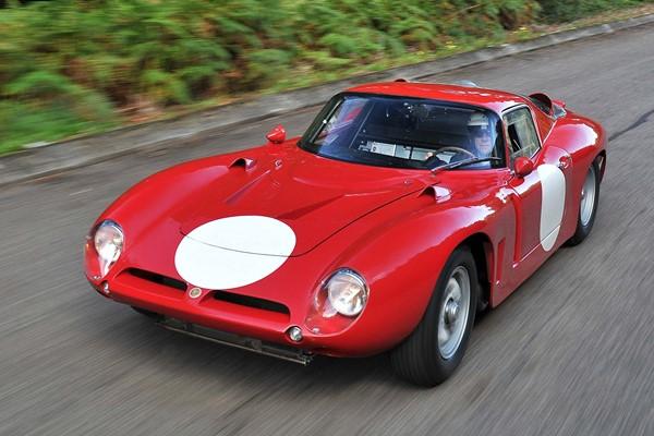 1965 Iso Bizzarrini A3/C