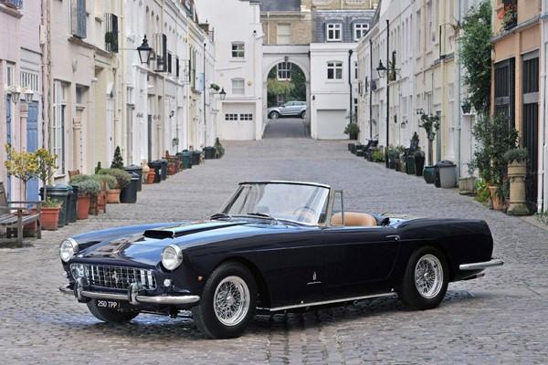1962 Ferrari 250 GT PF Cabriolet