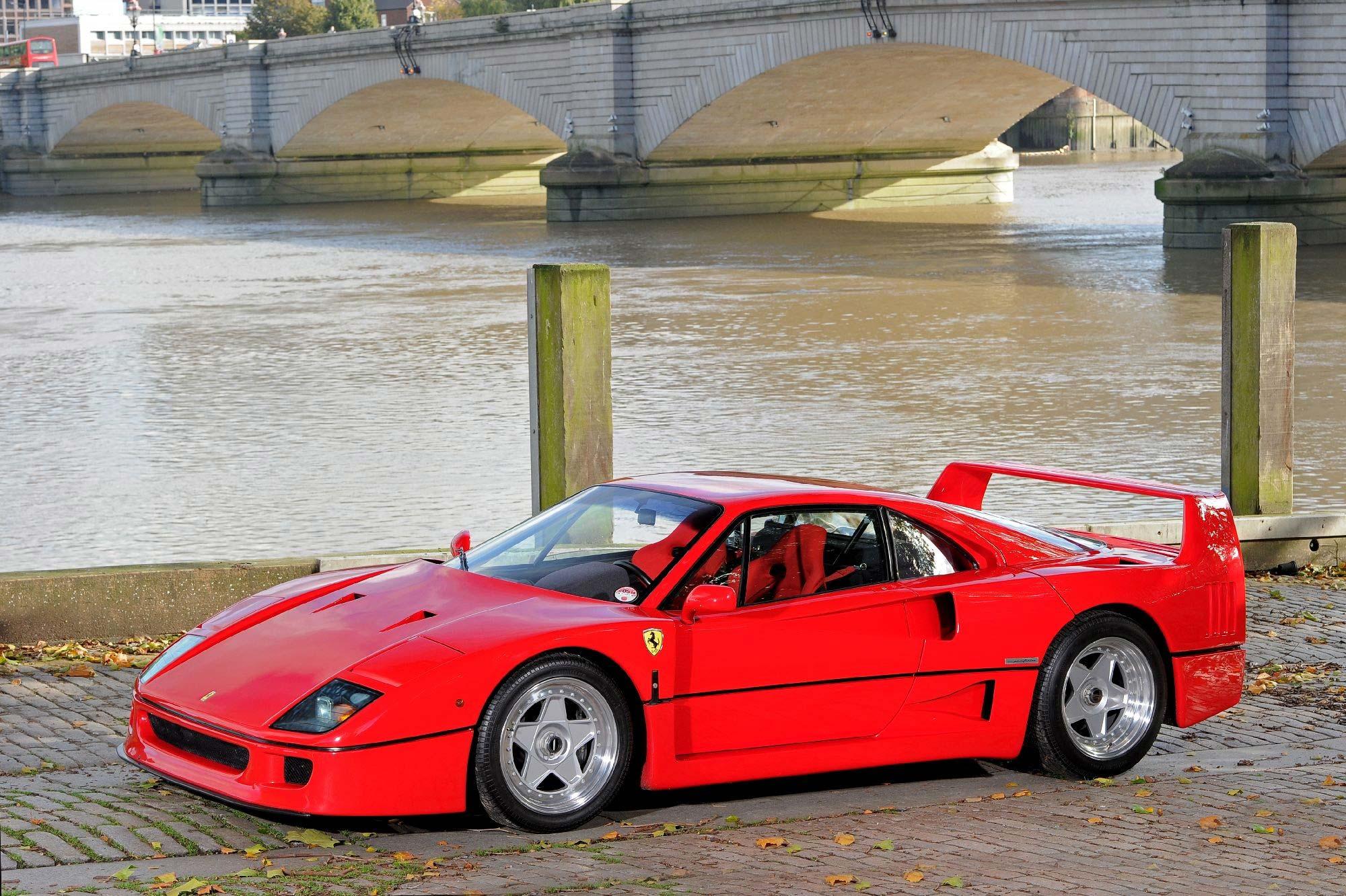 Ferrari For Sale >> 1991 Ferrari F40 | Previously Sold | FISKENS