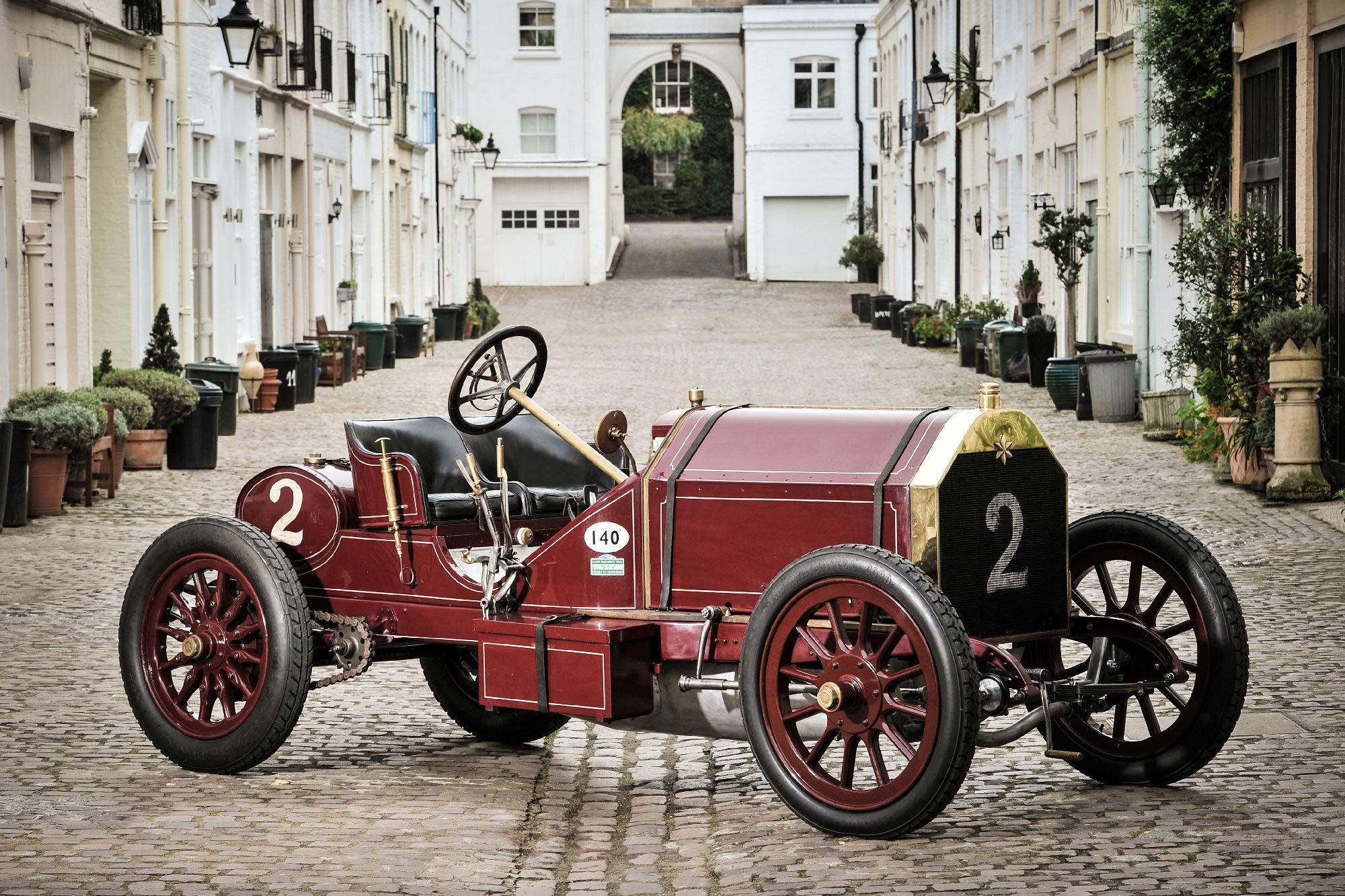1905 Star Gordon Bennett Racer | Cars for sale | FISKENS