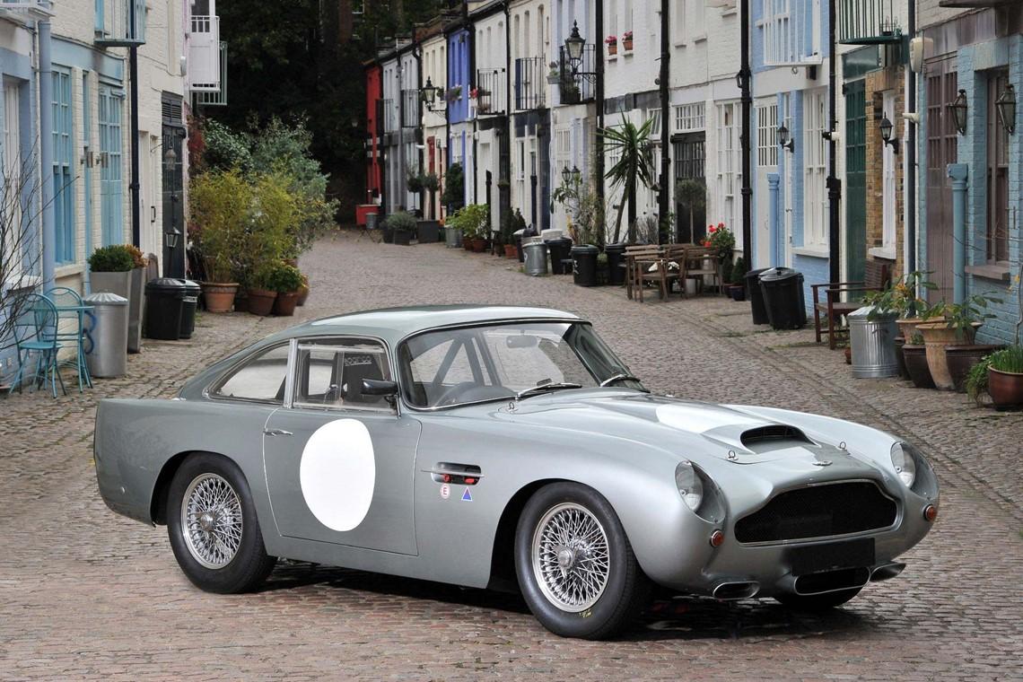 1961 Aston Martin Db4 Gt Cars For Sale Fiskens