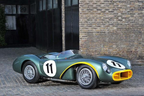 1957 Aston Martin DB3S