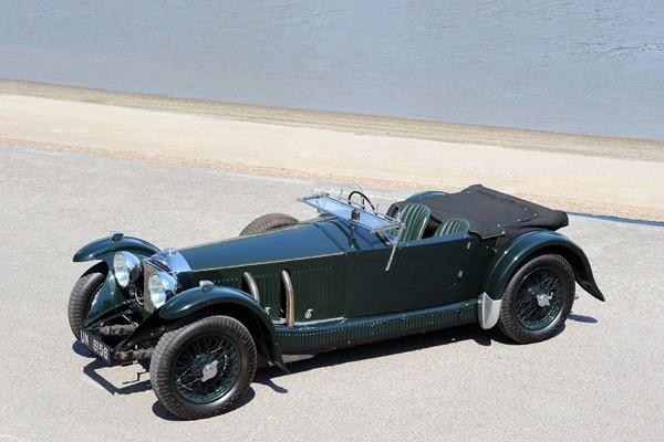 1931 Invicta S-Type