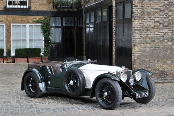 1932 Invicta 4.5 Litre Low-Chassis S-Type