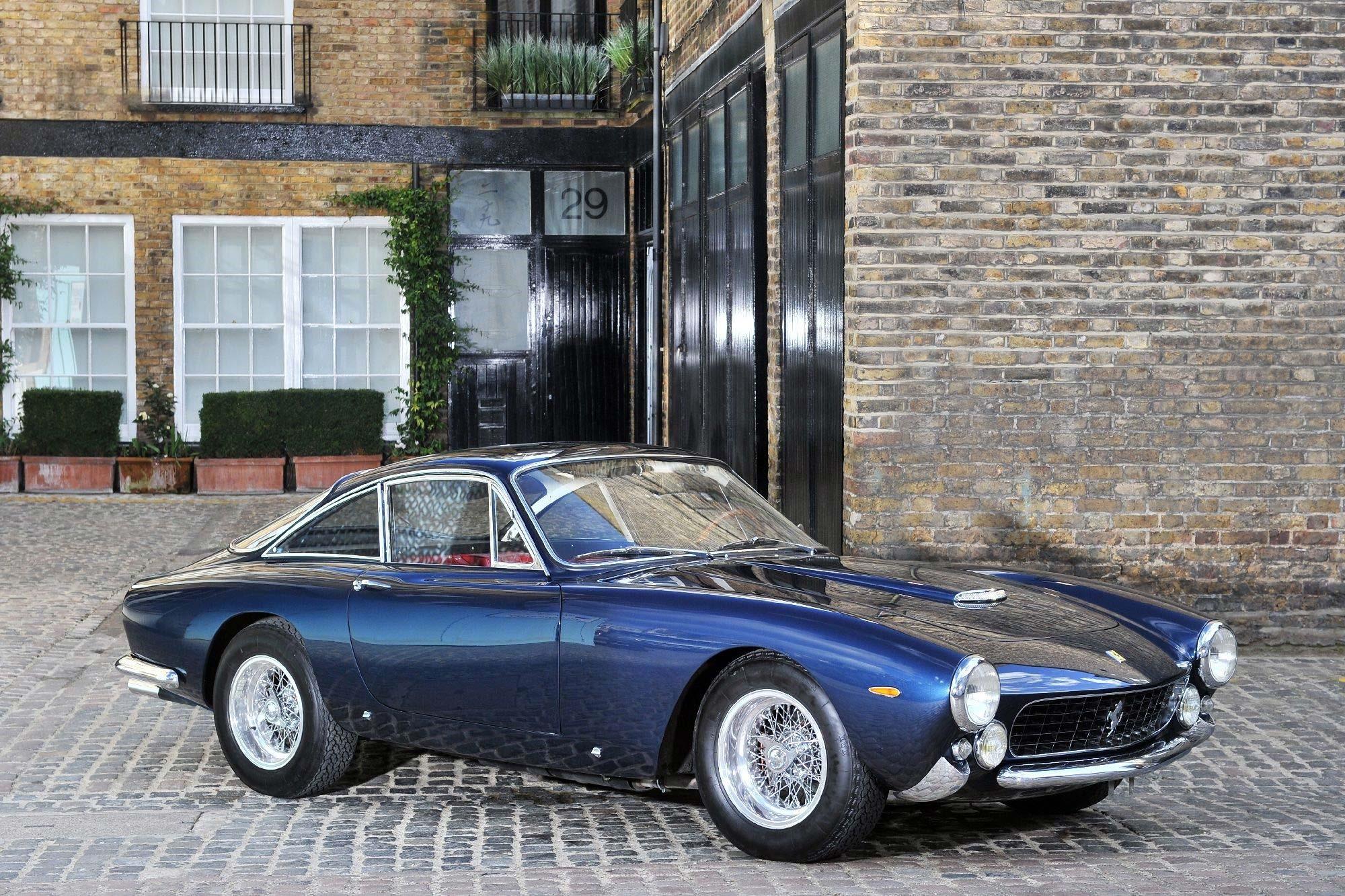 1963 Ferrari 250 Gt L Lusso Previously Sold Fiskens