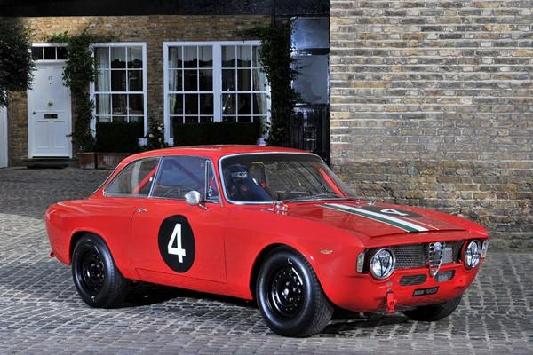 1965 Alfa Romeo 105 GTA