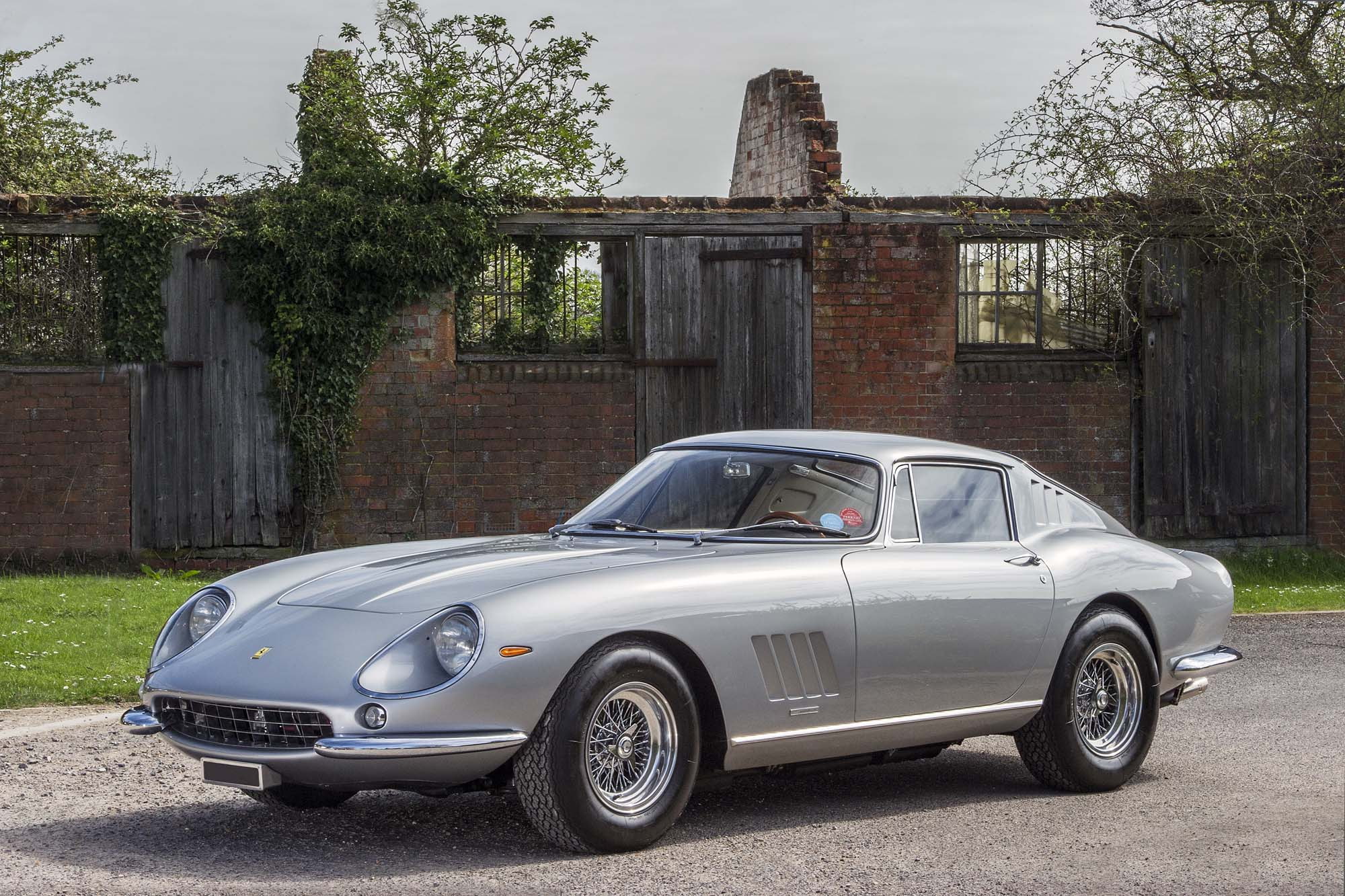1967 ferrari 275 gtb 4 previously sold fiskens. Black Bedroom Furniture Sets. Home Design Ideas