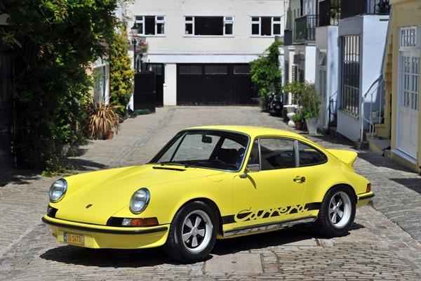 1973 Porsche 2.7 RS Touring