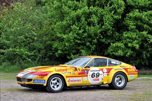 1973 Ferrari 365 GTB/4 Daytona Group 4 Competition