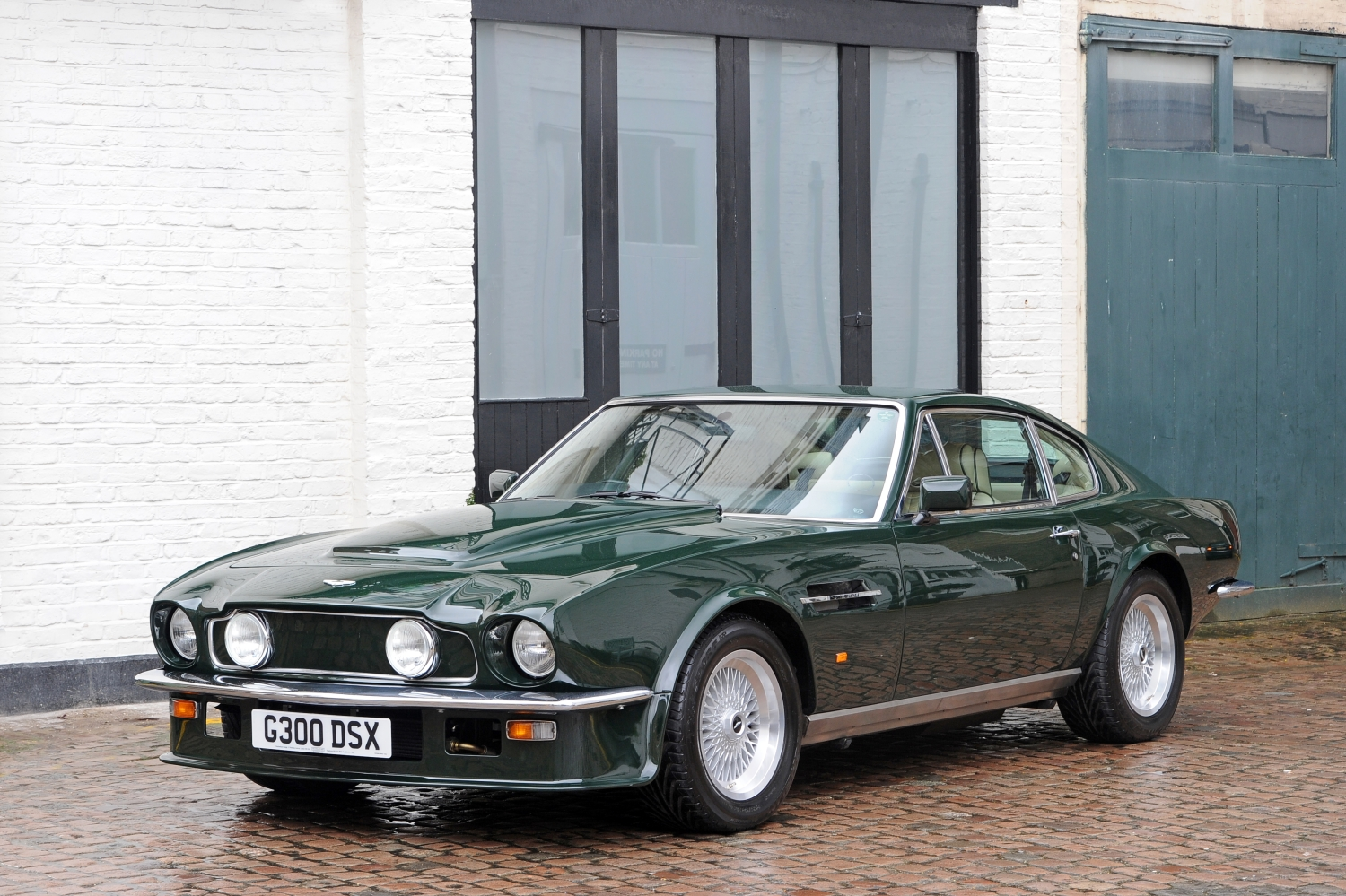 1989 Aston Martin V8 Vantage X Pack Coupe Previously Sold Fiskens