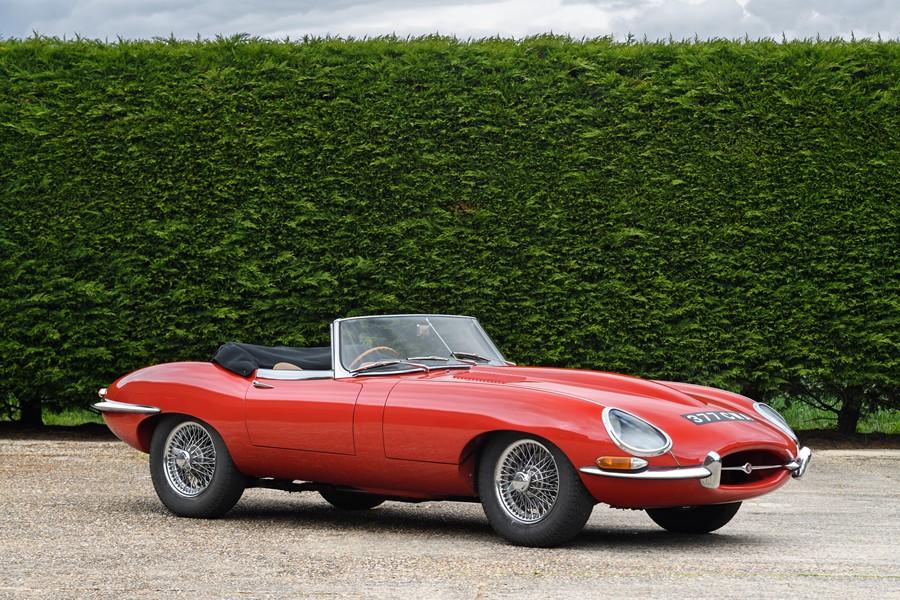 1962 Jaguar E-Type Series 1 3.8