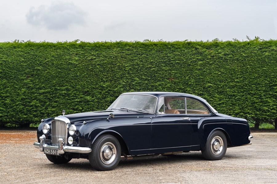 1960 Bentley S2 Continental Coupé