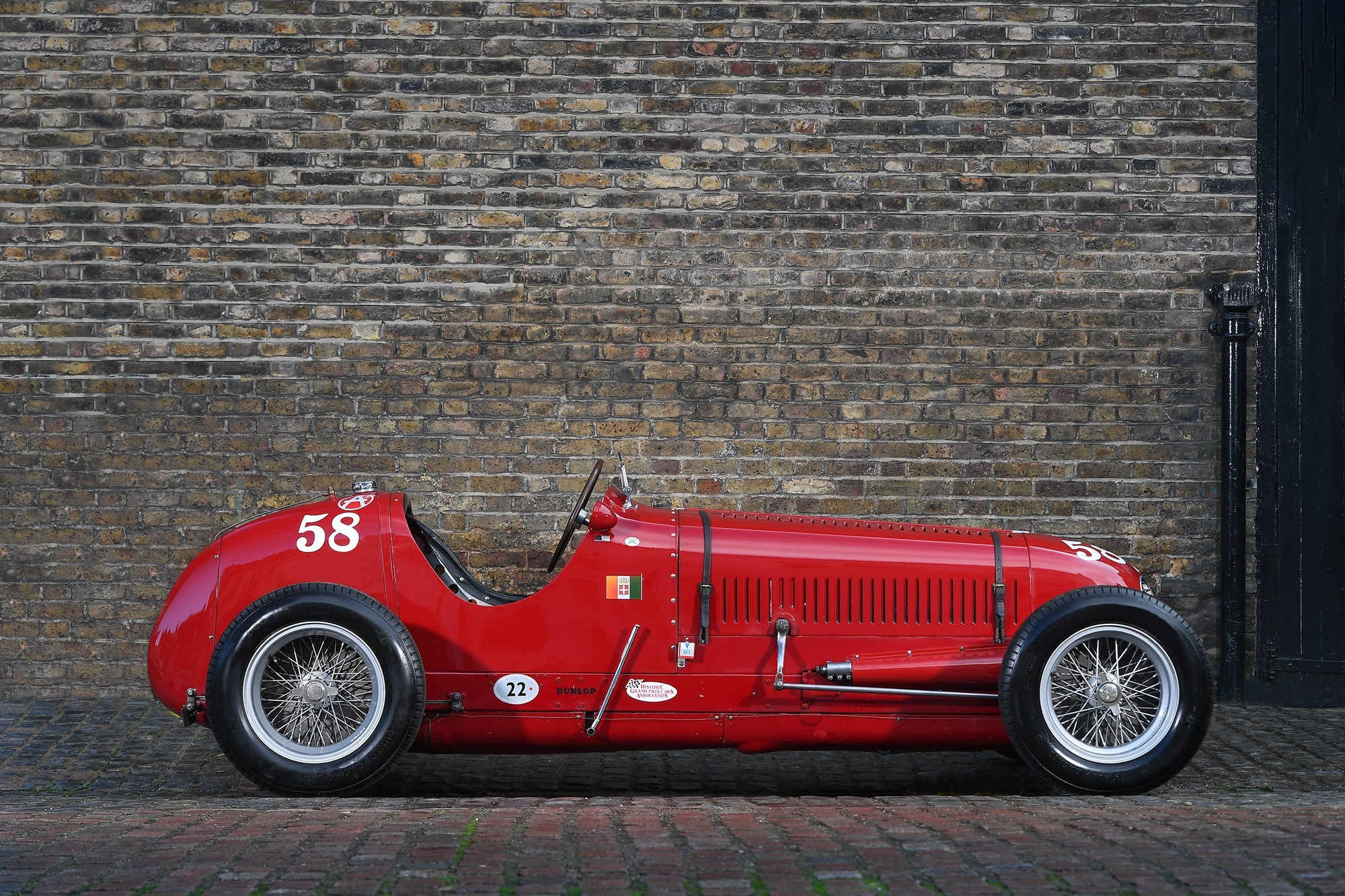 1936 Maserati Works Tipo 6CM   Current Stock   FISKENS