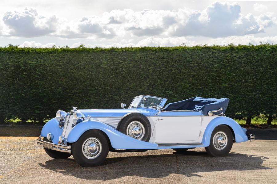 1935 Horch 853 Sport Cabriolet