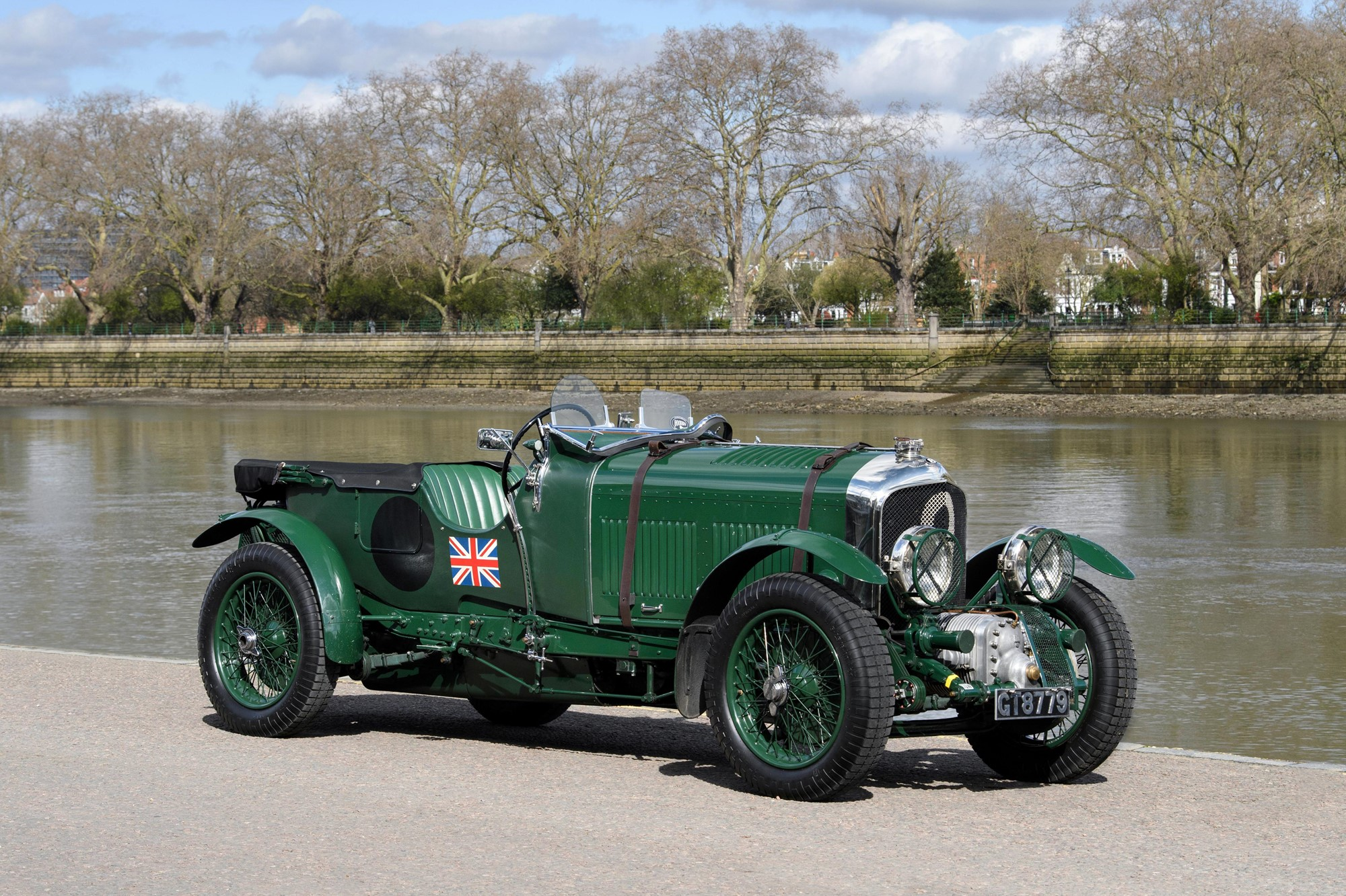 1931 Bentley 4 ½ Litre Birkin Blower Team Car Specification